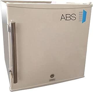 American BioTech Supply ABT-HC-UCFS-0220M Standard Undercounter Freezer, Freestanding, Solid Door, 1.5 cu. ft. Capacity, White, -20 Degrees C