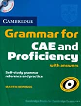 Best cambridge grammar for cae and proficiency Reviews