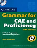 Cambridge Grammar for CAE and Proficiency Student Book with Answers and Audio CDs (2) (Cambridge Books for Cambridge Exams)