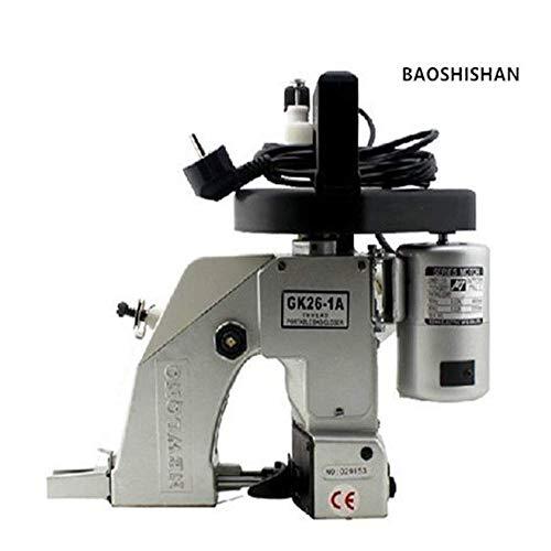 BAOSHISHAN Portátil eléctrica máquina de coser automático lubricación Tejido bolsa de embalaje máquina para tejido bolsa aspecto de piel de serpiente bolsa saco