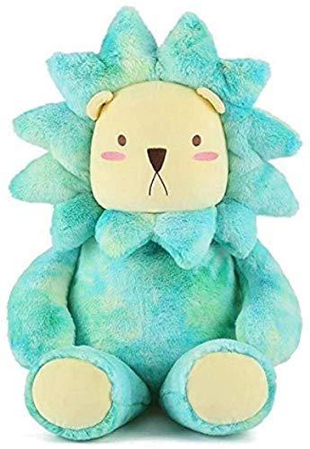 DINEGG Plüschspielzeug 50 cm Plüschtiere Gefüllte Löwe Entzückende Große Plüschtiere Lion Krawatte Kinder Kinder YMMSTORY