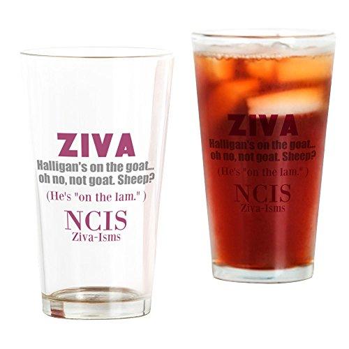 CafePress Trinkglas mit Zitat