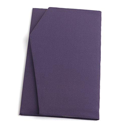 正絹精華金封ふくさ 紙箱入 慶弔両用金封袱紗 結婚式 冠婚葬祭 男性用 女性用 (紫) シルク