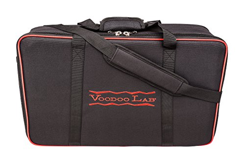 Voodoo Lab Dingbat Medium Pedalboard with Pedal Power 2 PLUS