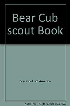 Paperback Bear Cub scout Book