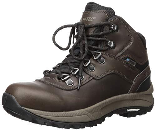 Hi-Tec Men's Altitude VI I Waterproof Hiking Boot, Dark Chocolate, 9.5 D US