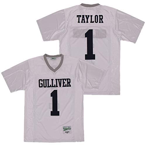 Men's Gulliver #1 Sean Taylor High School Football Jersey Stitched Size XL