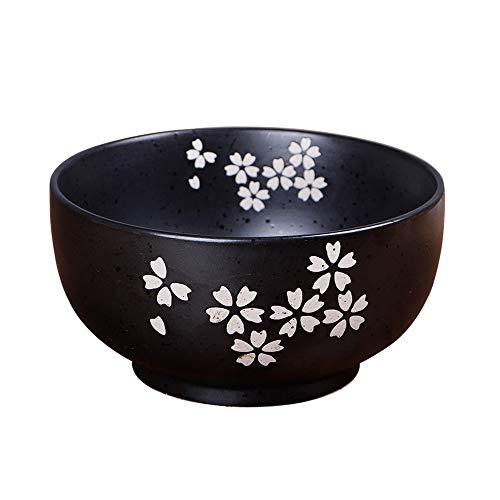 RKY Bol- Bol-vaisselle japonaise et bol en céramique de vent bol de ramen ménage épaissir grand bol soupe bol créatif soupe vaisselle- Taille: 16cmX8cm /-/