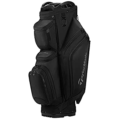 TaylorMade Supreme Cart Golf Bag Black