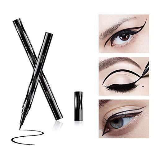Eyeliner waterproof, eyeliner liquido nero, eyeliner liquido impermeabile, antisudicio, a lunga durata