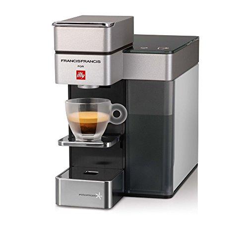 illy FrancisFrancis! Y5 Iperespresso ekspres do kawy espresso, biały