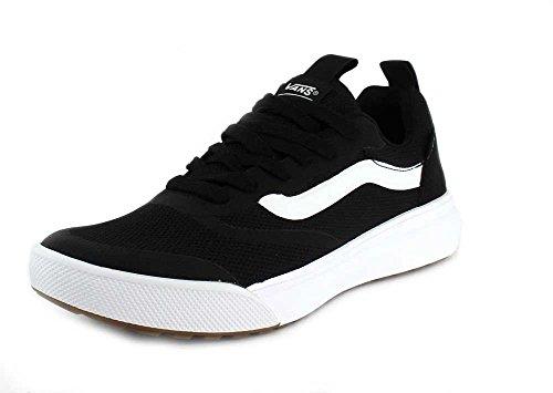 Vans Herren Ultrarange Rapidweld Sneaker, Black White, 39 EU
