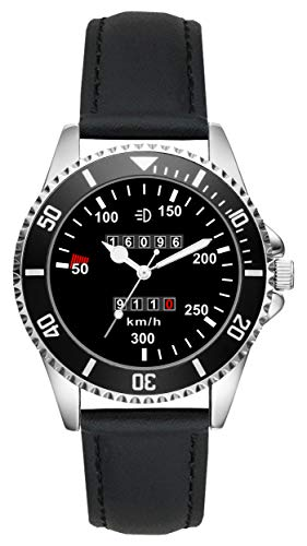 Regalo para Porsche 911 Fan Conductor Kiesenberg Reloj L-20621