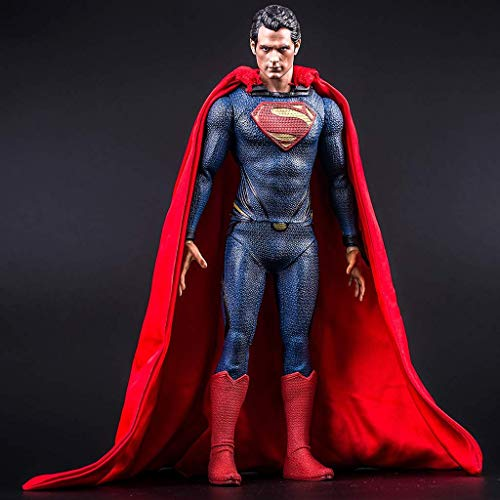 MxZas 30cm Superman Juguete Estatua...