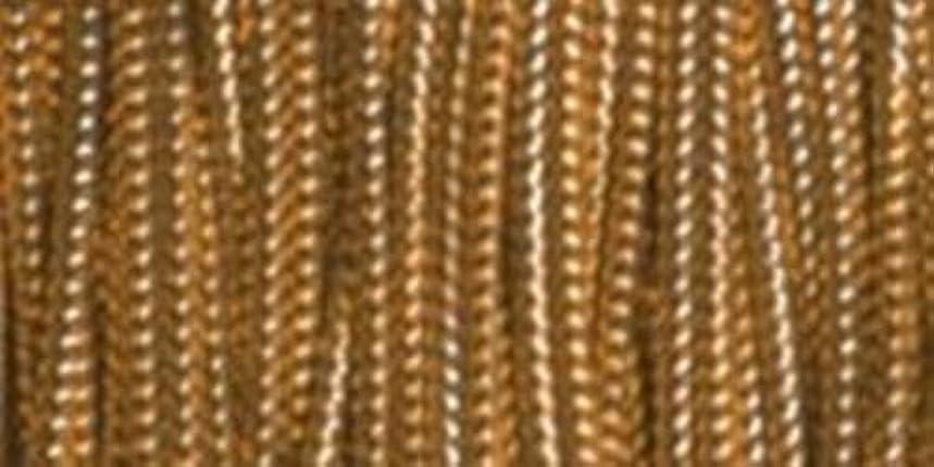Design Works Crafts Metallic Gold Yarn Card