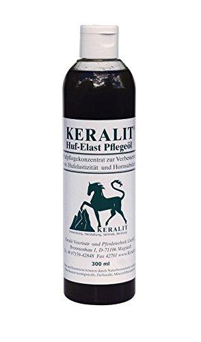 Busse KERALIT Huf-Elast Pflegeöl, neutral, 300