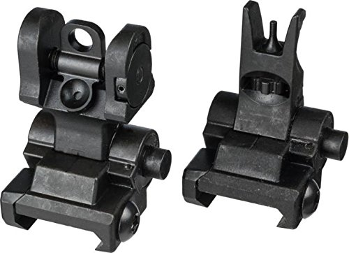 Sig Sauer Iron Sight Set, Flip Up, M1913 Rail - SITE-SET-1913-FLIP