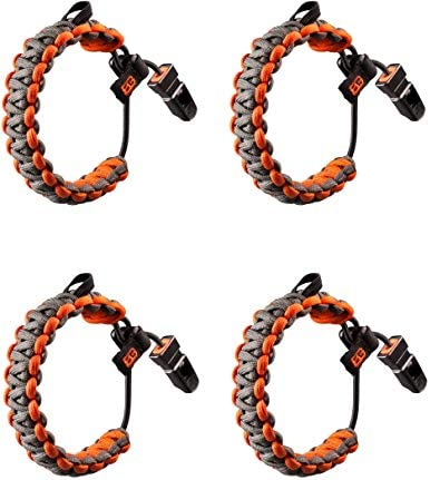 Gerber Bear Grylls Survival Bracelet [31-001773],Orange