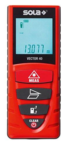Sola 71020101 VECTOR40 Laser-Entfernungsmesser Vector 40