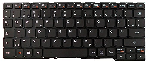 Orig. QWERTZ Tastatur für Lenovo IdeaPad Yoga 2 11 2-11 11,6