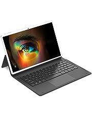SUWEN WiFi surfplatta PC,12 tum, IPS-skärm, magnetiskt tangentbord, 8,0 + 13,0 MP, 12000 mAh, typ C, 8 GB RAM, 64/128/258 GB minnesplats, 128 GB ROM, 4 G, svart/guld/silvergrå