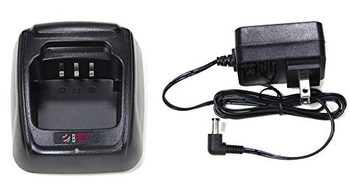 BTECH DMR-6X2 QBC-45L Replacement Charger with Transformer