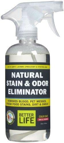 Better Life Stain & Odor Eliminator Stain & Eliminator-16 oz by Better Life