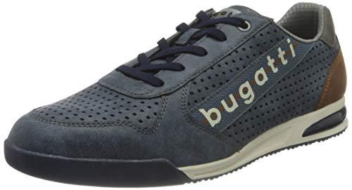 bugatti Herren 321A38015000 Sneaker, Blau, 43 EU