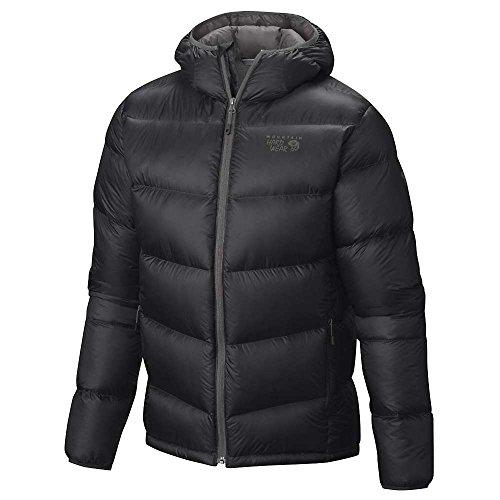 Mountain Hardwear Kelvinator Hooded Jacket - Men's Dark Compass Large