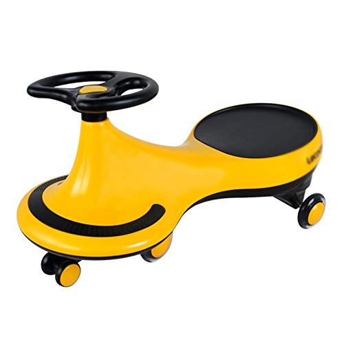 YWSZJ Twist Car Toy Coche para niños 1-6 y Kids Ride on Toys Baby ski Balance Bike Baby Rock chairbaby Moving Walker