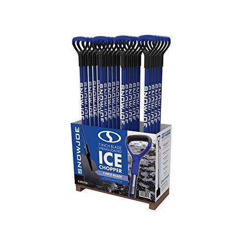 Coupe-glace Snow Joe SJEG700 réducteur d'impacts - 7 x 5,5 pouces - 4
