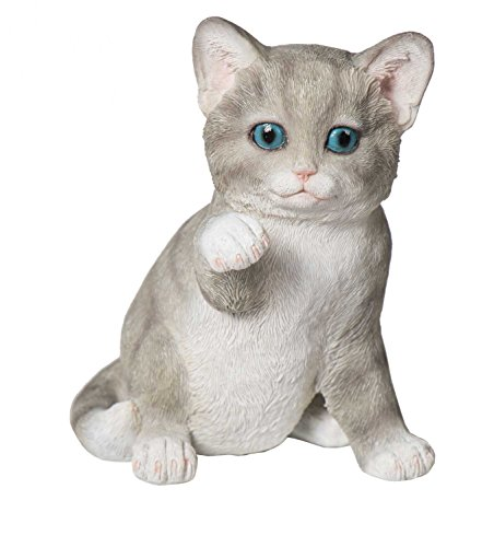MC Tierfigur Katze Höhe 14 cm Skulptur Deko-Katze