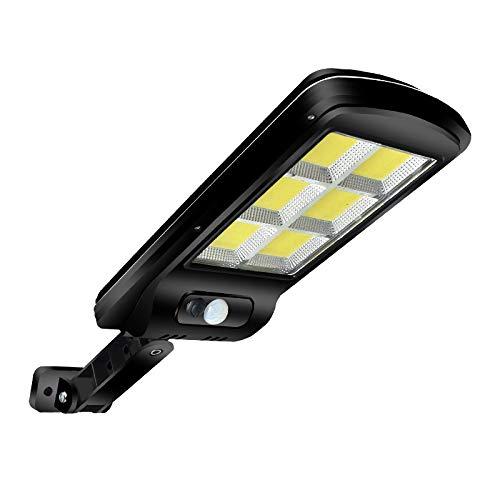 Faros Solares Al Aire Libre Detectan Luces De Pared En El Patio Inteligentes Con Iluminación De Pared Exterior De Control Remoto