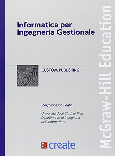 Informatica per ingegneria gestionale