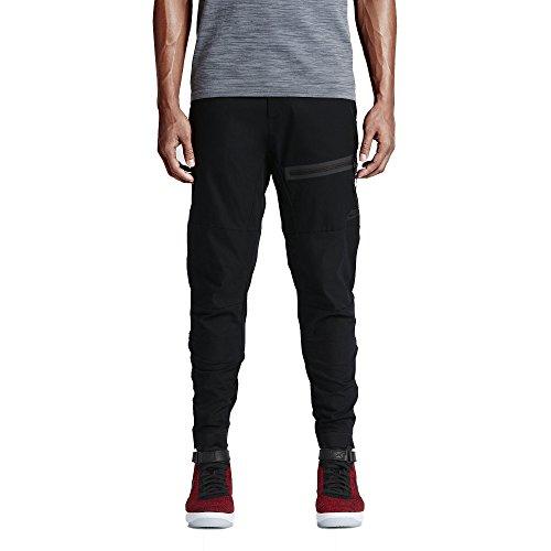 Nike Men's Bonded Pant, Black, 32 X 30