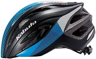 OGK KABUTO 头盔 RECT G-1亚光黑蓝色 尺寸:M/L