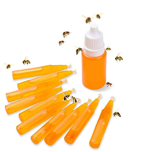 Janolia Honey Bee Schwarm Attractant Lockt, Honigbienen Attrac...