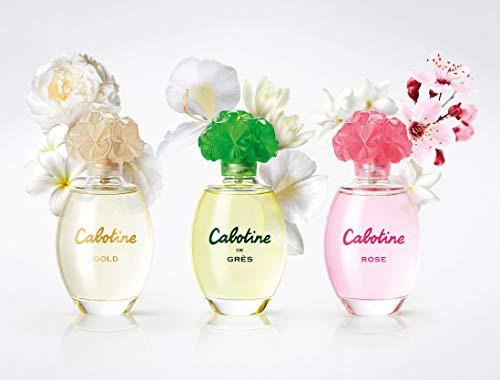 Perfumes de Mujer Original Cabotine EDT EAU Toilette OFERTA REBAJAS PACK 3 FRAGANCIAS X (50ml) Agua de Tocador Colonia duradera Regalo Cumpleaños Joven Fresca
