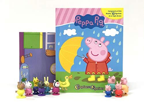 Phidal- Cuentas y Figuras, Peppa Pig, Multicolor