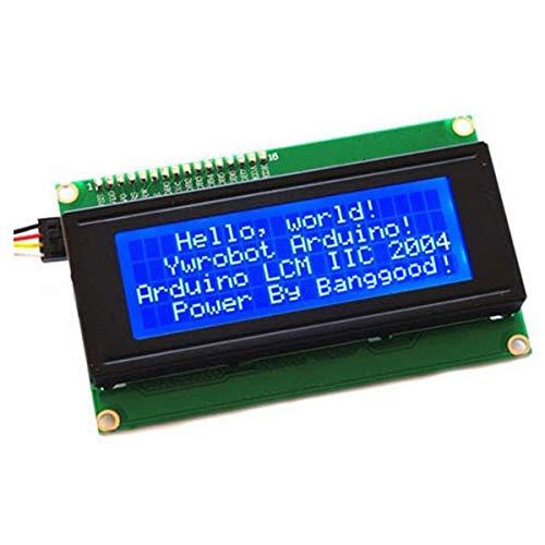 Youmile IIC / I2C / TWI Seriale 2004 20x4 Modulo LCD Shield per Arduino UNO MEGA R3