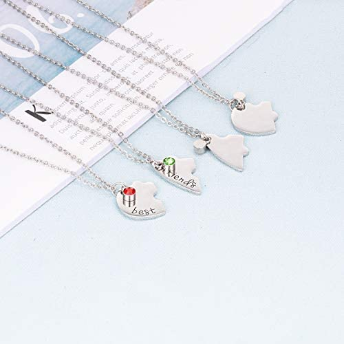 4 piece bff necklace _image2