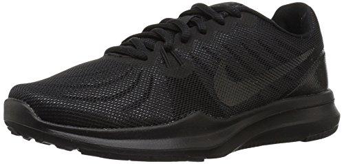 Nike Women's in-Season Trainer 7 Cross, Black/Anthracite-Black, 9.0 Regular US