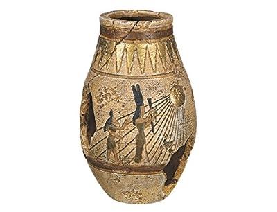 """Nobby Aqua Ornaments """"ÄGYPTISCHER KRUG"""" 8,0 x 8,0 x 12,5 cm"""