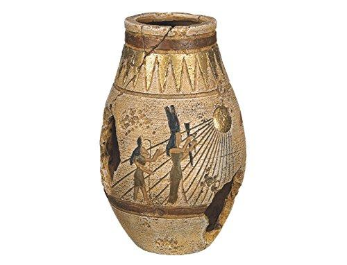 """Nobby Aqua Ornaments \""""ÄGYPTISCHER KRUG\"""" 8,0 x 8,0 x 12,5 cm"""