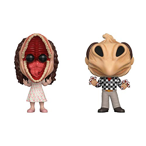 Funko Movies: POP! Beetlejuice Collectors Set - Barbara Transformed, Adam Transformed