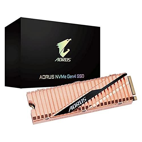 Gigabyte Aorus SSD 4.0 NVMe 1TB