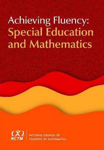 Compare Textbook Prices for Achieving Fluency: Special Education and Mathematics  ISBN 9780873536547 by Francis (Skip) Fennell