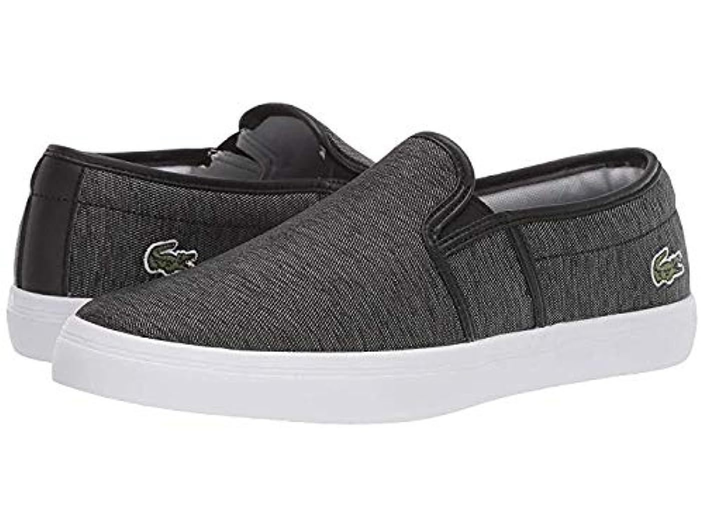 [ラコステ] レディーススニーカー?靴?シューズ Tatalya 319 1 P CFA Black/White US 9 (26cm) M [並行輸入品]