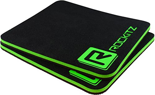 ROCKITZ Grip Pads | Premium Griffpolster für Kraftsport | Handschutz Grippads | Griffpads Krafttraining | Fitness Griffpads | Fitness Grip Pads | Crossfit Handschutz