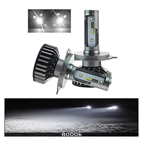 Herramientas neumáticas Luces de automóvil H4 LED H7 16000LM H11 Lámpara LED para Bombillas de Faros del Coche H1 H8 H9 9005 9006 HB3 HB4 Turbo H7 Bulbos LED 12V 24V Herramienta de reparacion